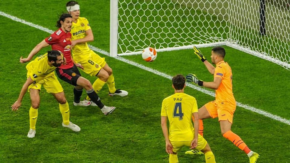 Villarreal beat Manchester United to win the UEFA Europa League