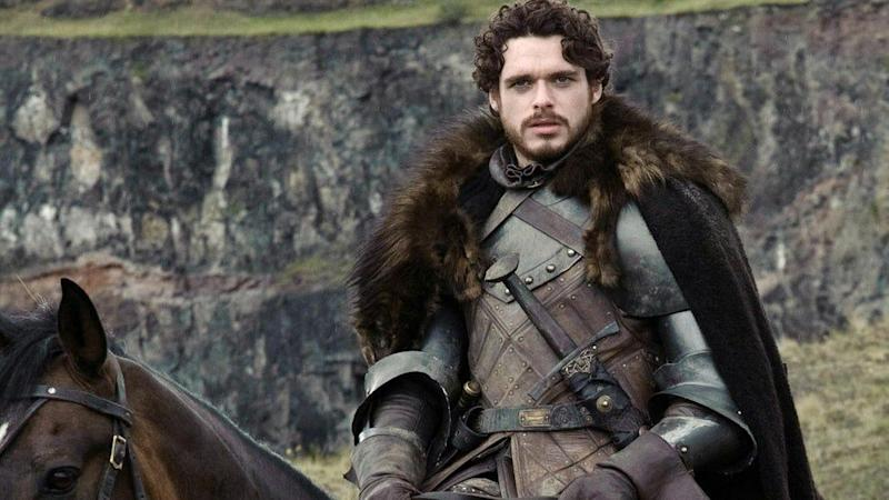 "Richard Madden as Robb Stark on ""Game of Thrones."" (Photo: HBO)"