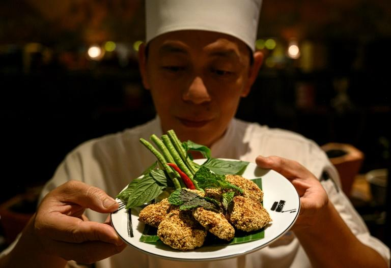 Some diners in Thailand remain to be convinced of the merits of fiddling with old recipes in a country ferociously proud of its cuisine (AFP Photo/Mladen ANTONOV)