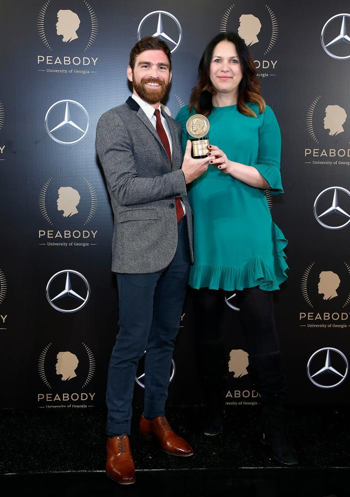 Andy Mills and Rukmini Callimachi won a Peabody award for the podcast in 2019.