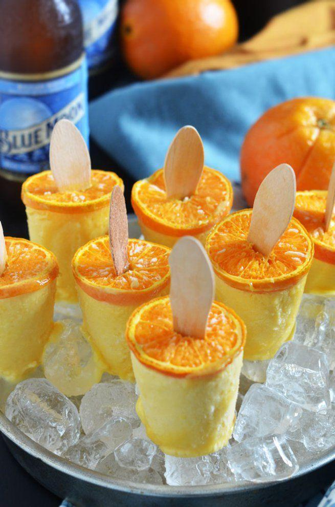 "<p>Beer drinkers, here's one for you. Recipe <a href=""http://hostthetoast.com/blue-moon-orange-creamsicles/"" rel=""nofollow noopener"" target=""_blank"" data-ylk=""slk:here"" class=""link rapid-noclick-resp"">here</a>. <br></p>"