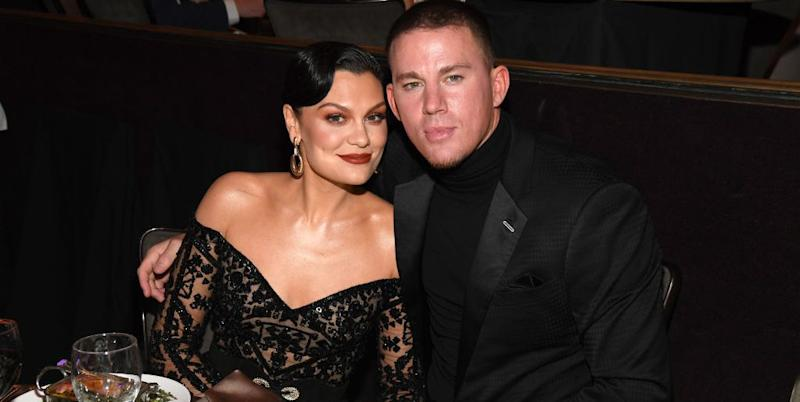 Channing Tatum turns to dating app after split with singer Jessie J