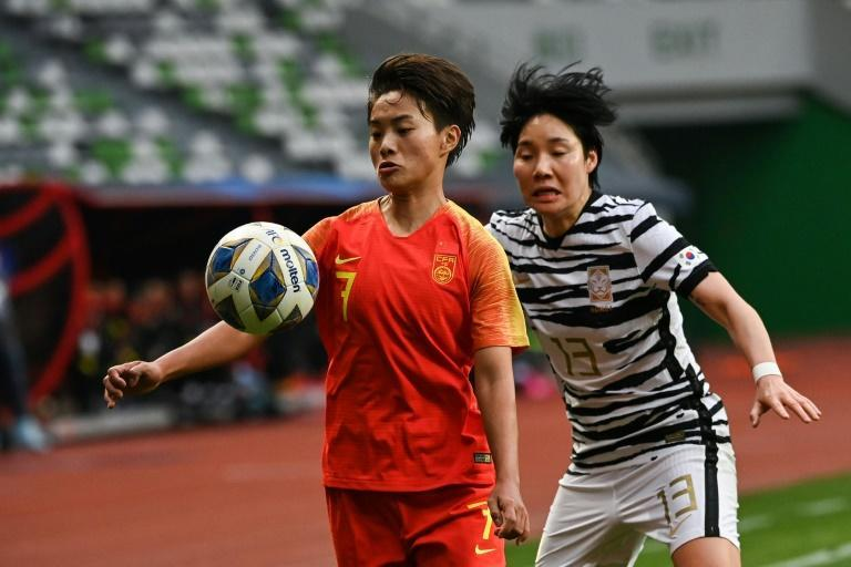 Wang Shuang was hailed as the saviour of Chinese football after hitting a classy winner to send her country to this summer's Tokyo Games