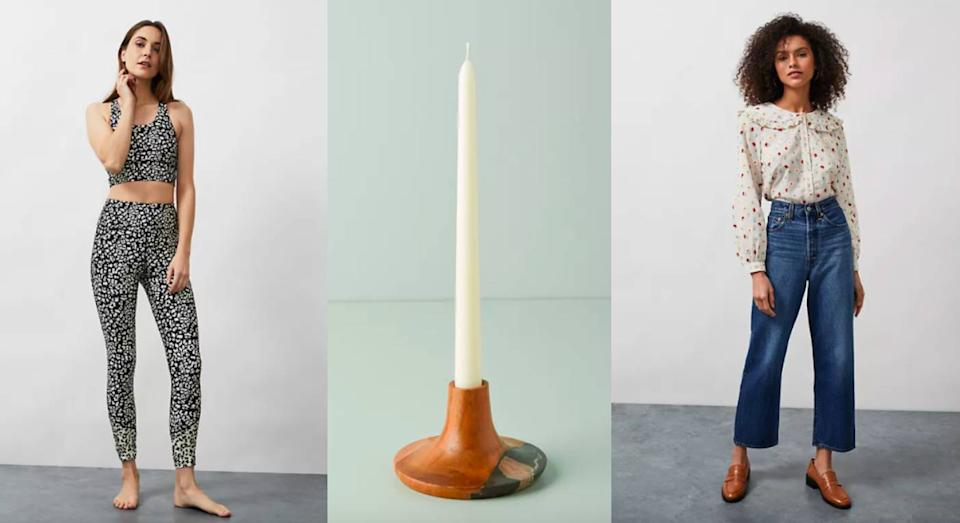 Anthropologie's massive 50% off summer sale has started: Don't miss these discounts. (Anthropologie)