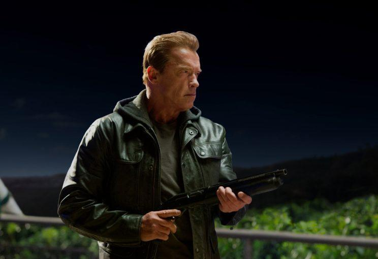 Terminated… Arnie won't be back for any more Terminator movies – Credit: Paramount