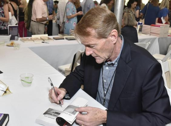 Lee Child has written 24 novels in the Jack Reacher series as well as a number of short stories and novellas (Getty/East Hampton Li)