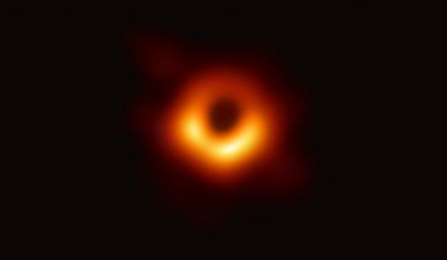 Team behind world's first black hole image wins 'Oscar of science'