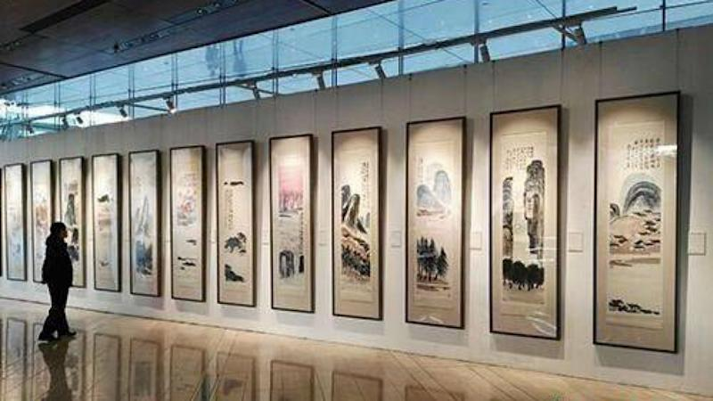 Qi Baishi paintings fetch record US$141 million at auction