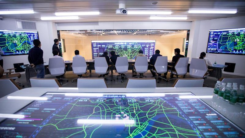 In Shanghai commuters can now beat jams and design their own bus routes with help from Alibaba's AI tech