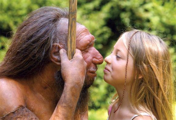 Neanderthals Doomed by Vision-Centered Brains