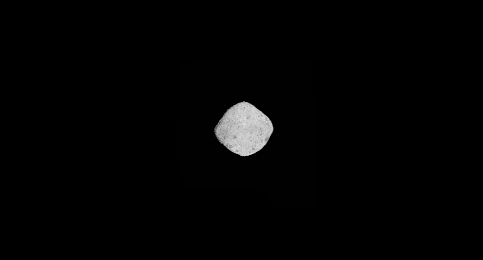 This video from NASA shows a first-person glimpse of what it's like to approach an asteroid in space, and it offers a sense of what it's like to land on another world.