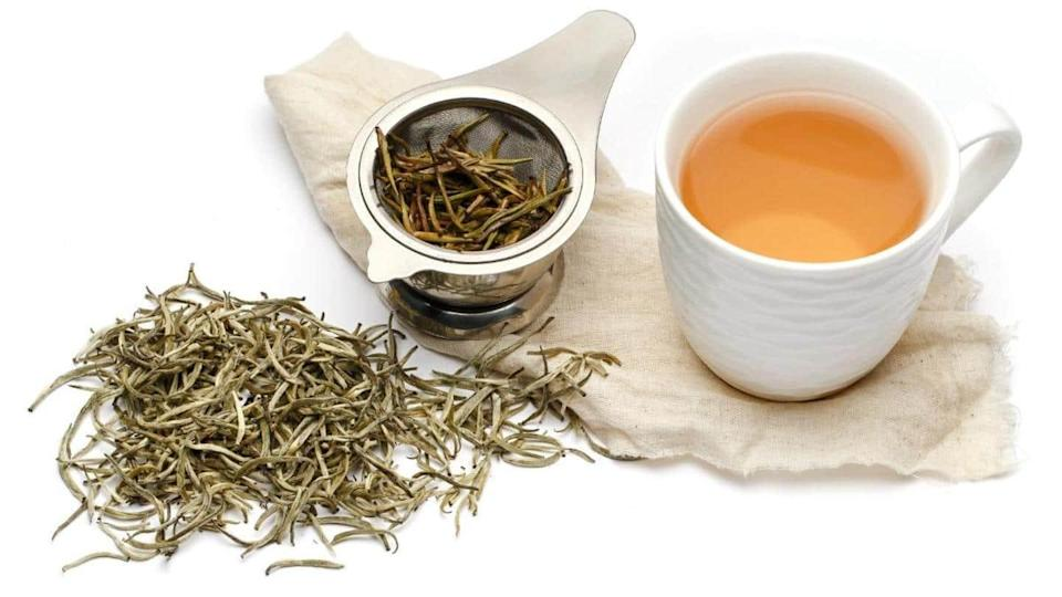 Addicted to tea but want something healthy? Try white tea