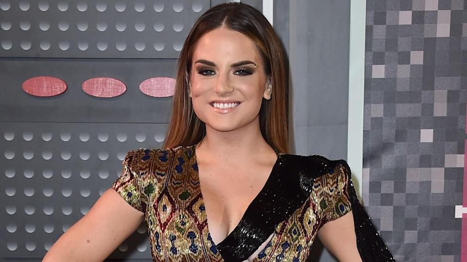 Joanna 'JoJo' Levesque arrives at the MTV Video Music Awards at the Microsoft Theater, in Los Angeles2015 MTV Video Music Awards - Arrivals, Los Angeles, USA - 30 Aug 2015.