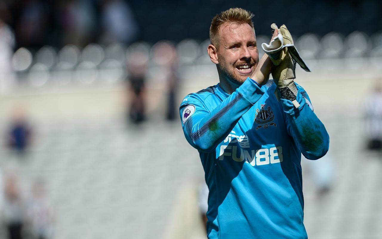 """RobElliot, goalkeeper of a Newcastle United side beaten in their opening two games, admits that the uncertainty surrounding his club's transfer window activity has taken the gloss off their title-winning promotion campaign of just three months ago. Rafa Benitez has made no secret of his unhappiness at the lack of investment made by owner Mike Ashley in his newly-promoted squad and a run of two games without a goal or point appear to underscore the manager's concerns. """"It feels like the joy and the unbelievable feeling of coming up has sort of been shrouded since then,"""" said Elliot. """"It seems to have gone away very quickly before we kicked a ball. I think that's out of our hands and the manager's but the only thing we can do is make sure on the pitch we're doing the right things and working hard in training, which we are. """"I think we need the window to end. With the stories flying around - we haven't got enough, we have got enough - I don't think it's very fair on the squad. Newcastle are not in a good moment Credit: getty images """"They did such a terrific job last year and we've brought in some good players. We just wanted it to be about looking forward to the Premier League season, unfortunately it's not been that but as a group we now have to stay strong and take that on board. """"Playing for Newcastle isn't like playing for other clubs, the pressure and the expectation that comes with it, you've got to be able to handle that to play for Newcastle. I think the lads have done and they've done brilliantly and the new signings look good. I think we just need to gel, get settled and push on for ourselves."""" Three defensive injuries in Sunday's 1-0 defeat at Huddersfield did not help Benitez's cause. Now, a potentially tricky League Cup tie with in-form Nottingham Forest on Wednesday and a home league game with struggling West Ham on Saturday await and Elliot points to the example of last season, when United lost their opening two games before recovering to win the league,"""
