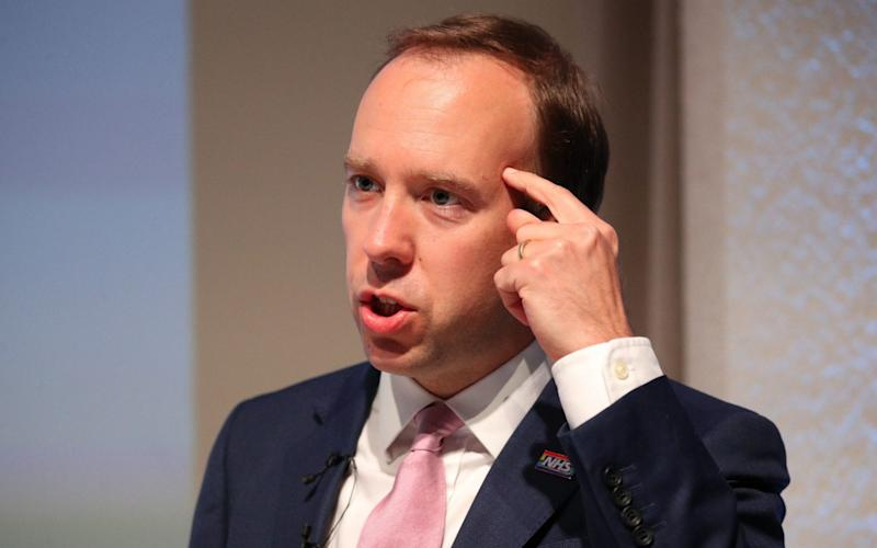 Matt Hancock had promised testing of all care home residents by July 6 - PA