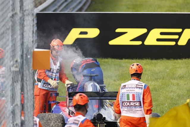 Driver aid failsafe part of Verstappen power cut
