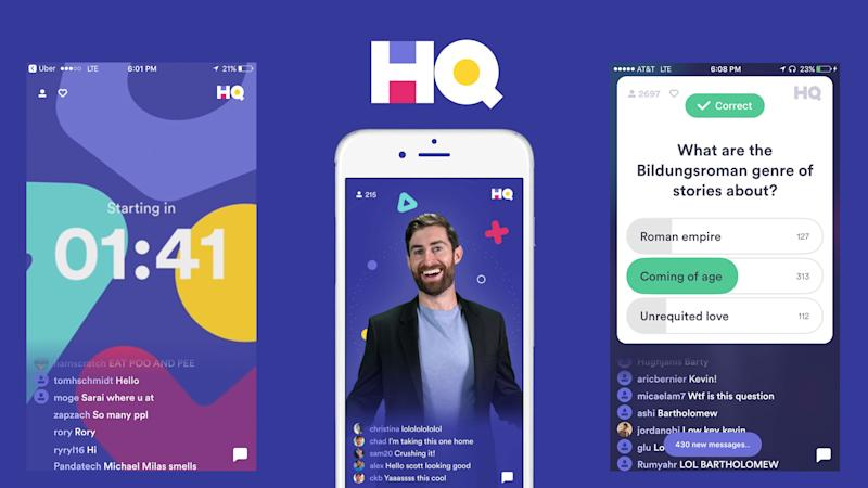 HQ Trivia, the TV-style game show in an app, is starting to make money. The