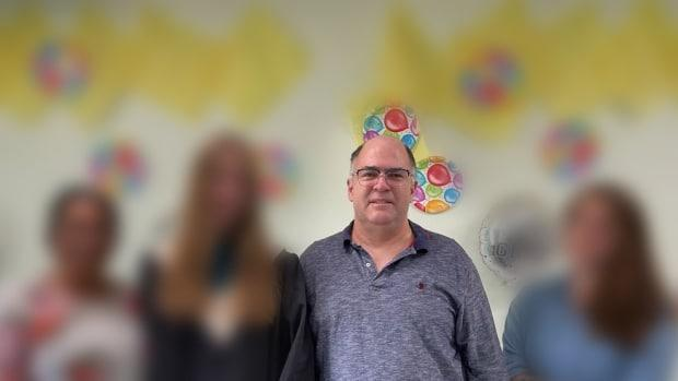 Anthony Ross, who now goes by the name Antonio Ross, lost his teaching licence due to professional misconduct involving interactions with students. He now heads the private Convoy International Secondary Academy. (CISA website - image credit)