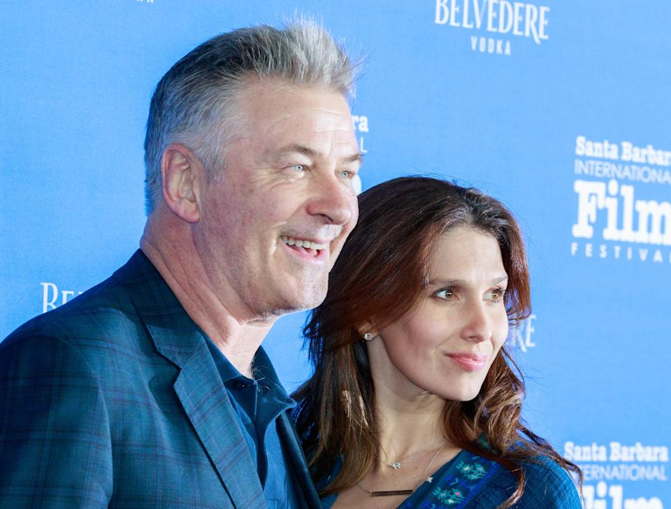 Hilaria Baldwin has received praise globally for sharing updates on her miscarriage in real time [Photo: PA]