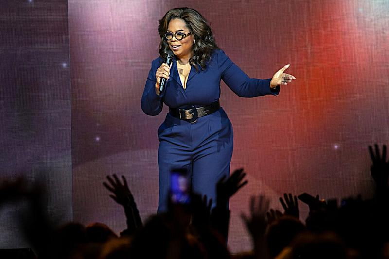 Oprah | Jeff Hahne/Getty