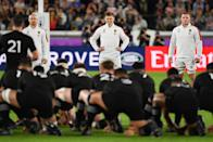 England looked like they might go all the way in the rugby world cup too, particularly after they thumped favourites New Zealand in the semi-final. But they were suffocated in the decider by South Africa, in a tournament that saw matches cancelled because of a typhoon in Japan (Picture: PA)