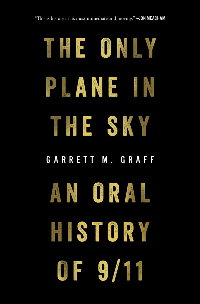 Book Review - The Only Plane in the Sky