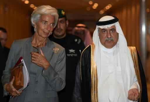 IMF's Lagarde: Saudi Arabia should keep reining in budget