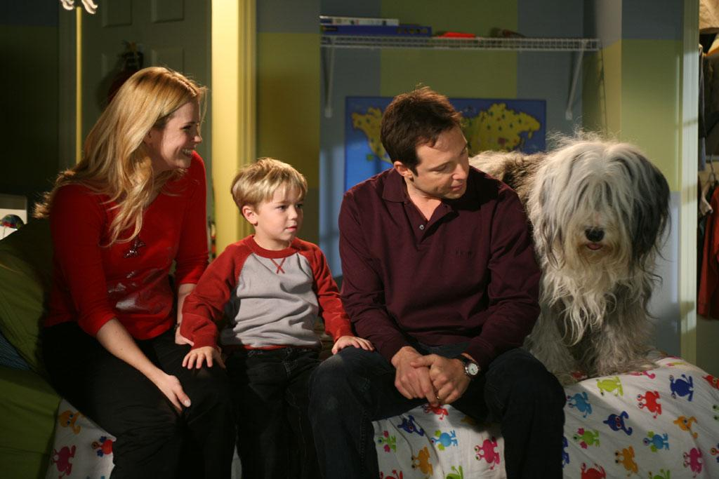 """A Dennis the Menace Christmas"" on ABC Family 