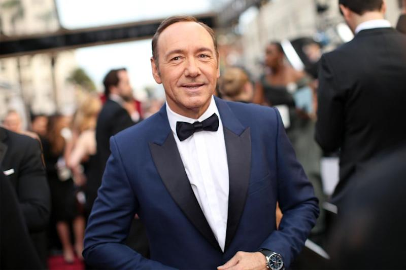 Kevin Spacey's apology on Twitter for sexual misconduct has been slammed online. Photo: Getty Images
