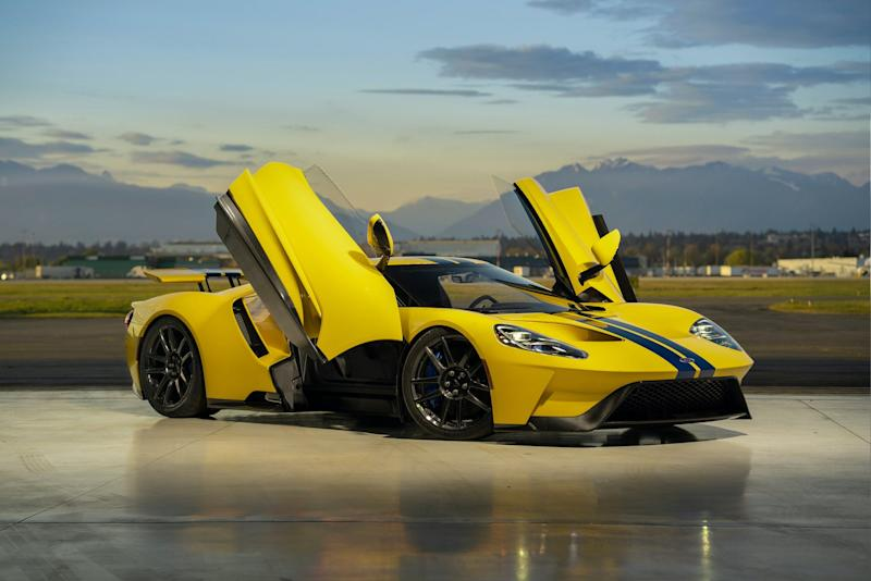 2017 Ford GT _17