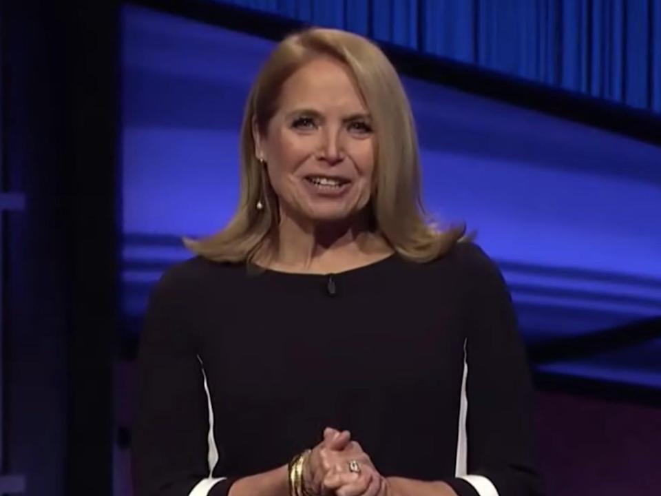 katie couric hosting jeopardy