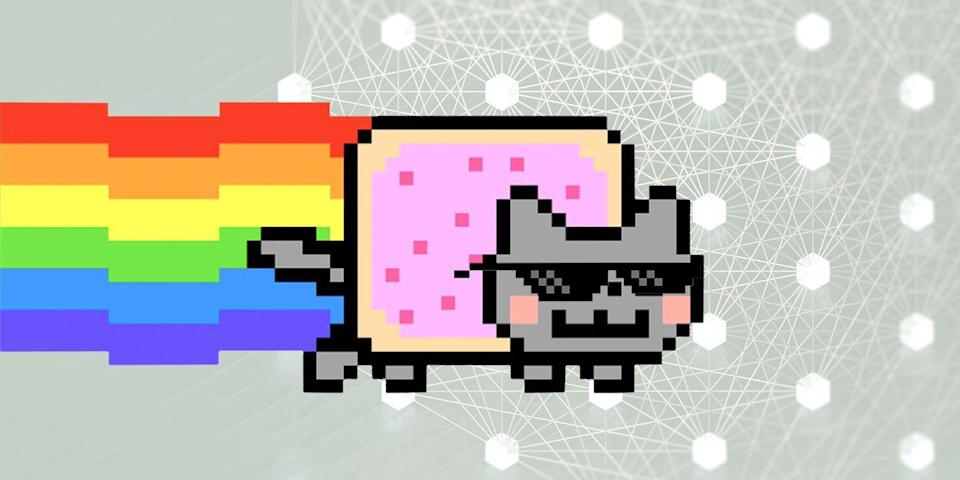 Photo credit: nyan cat/ryder ripps/getty