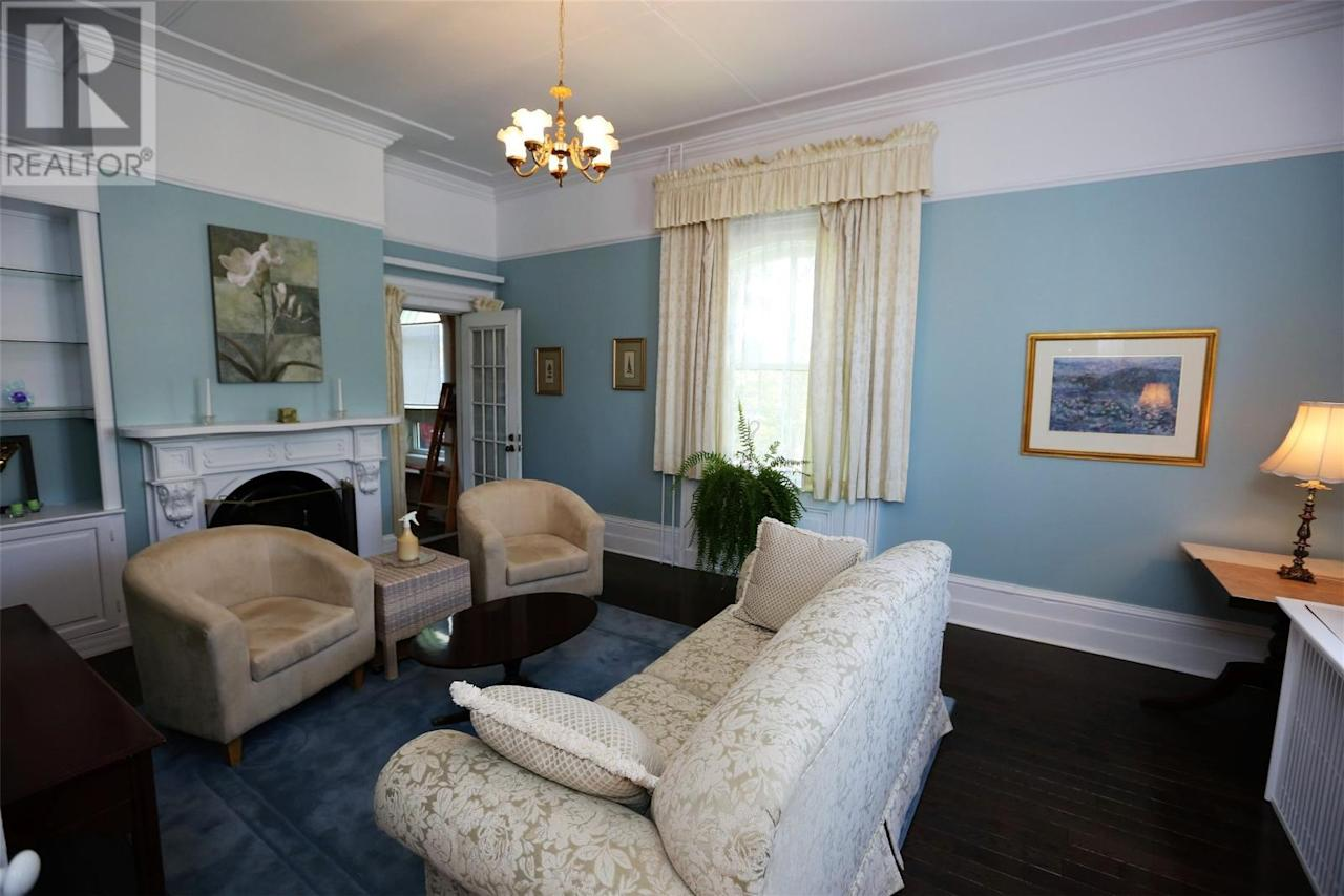 """<p><a rel=""""nofollow"""">1 Bonaventure Ave., St. John's, Nfld.</a><br /> The 3,776-square-foot home was built for local well-known meteorologist <a rel=""""nofollow"""">John Delaney</a> in 1879, and survived the great fire of 1892.<br /> (Photo: Zoocasa) </p>"""