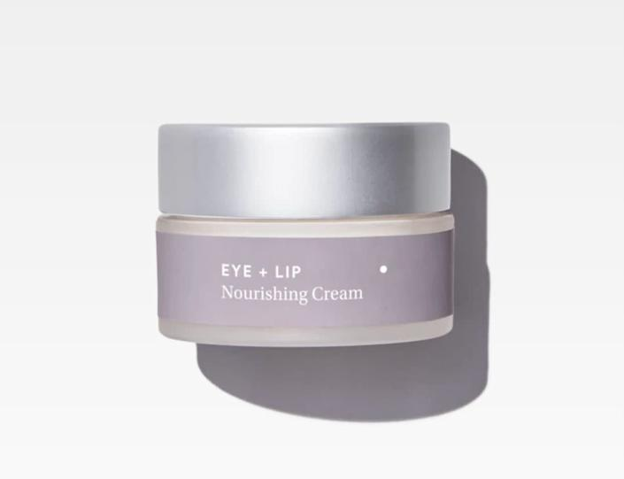 "Robinson also likes Care Skincare Eye + Lip Nourishing Cream, which she described as &ldquo;a dense cream with a light-diffusing finish that softens the look of fine lines and dark circles; it absorbs quickly and won&rsquo;t drift into eyes or interfere with makeup."" &lt;br&gt;&lt;br&gt;<strong>Find it for $30 on </strong><a href=""https://careskincare.com/products/eye-lip"" rel=""nofollow noopener"" target=""_blank"" data-ylk=""slk:Care Skincare&rsquo;s website"" class=""link rapid-noclick-resp""><strong>Care Skincare&rsquo;s website</strong></a><strong>.</strong>"