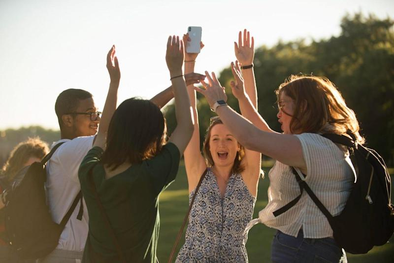 Onigo uses tech as a tool to get people socialising and exercising, without them realising (Onigo)