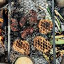 """For a deeper, meatier flavor, char leeks right on the embers along with some summer <a href=""""https://www.epicurious.com/recipes-menus/best-corn-recipes-cob-soup-salad-gallery?mbid=synd_yahoo_rss"""" rel=""""nofollow noopener"""" target=""""_blank"""" data-ylk=""""slk:corn"""" class=""""link rapid-noclick-resp"""">corn</a>. You may find yourself snacking on these right off the grill. (Let them cool a little first!) <a href=""""https://www.epicurious.com/recipes/food/views/ember-roasted-corn-and-leeks-56389777?mbid=synd_yahoo_rss"""" rel=""""nofollow noopener"""" target=""""_blank"""" data-ylk=""""slk:See recipe."""" class=""""link rapid-noclick-resp"""">See recipe.</a>"""