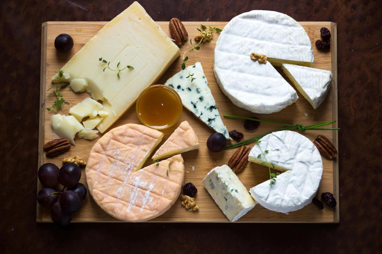 """<p>Knowing <a href=""""https://www.thedailymeal.com/eat/how-build-cheese-board?referrer=yahoo&category=beauty_food&include_utm=1&utm_medium=referral&utm_source=yahoo&utm_campaign=feed"""">how to assemble the perfect cheese plate</a> is a great skill any host should have. But save the cheese for another dinner party. Dairy and the sun are not friends, so that blue cheese that was so creamy and flavorful when you bought it will be a hot, stinky mess in a matter of moments.</p>"""