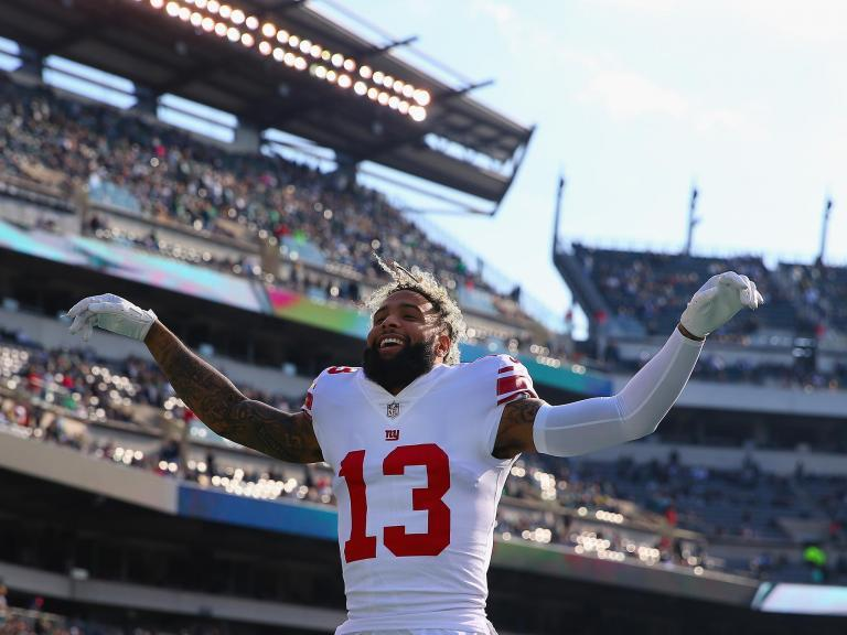 Odell Beckham joins Cleveland Browns in trade with New York Giants as Jets sign Le'Veon Bell