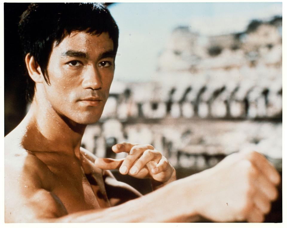 "Bruce Lee in 1973's ""Enter The Dragon."" (Photo: Archive Photos via Getty Images)"