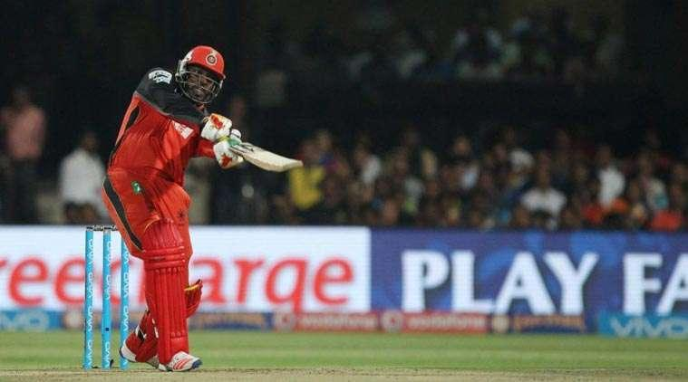 Chris Gayle was with RCB for 7 seasons