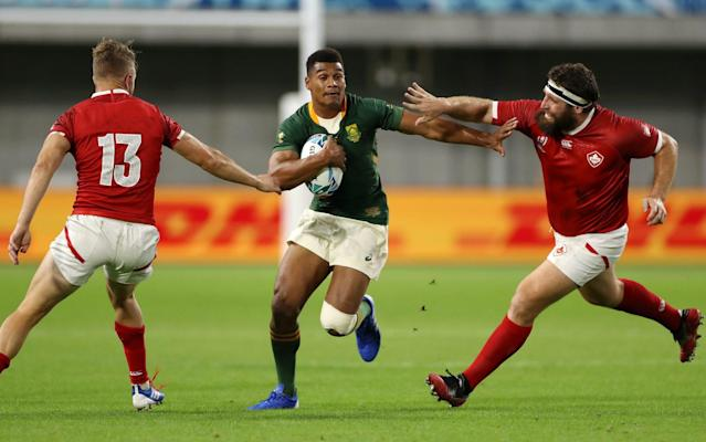 South Africa have been dominant against Canada - Getty Images AsiaPac