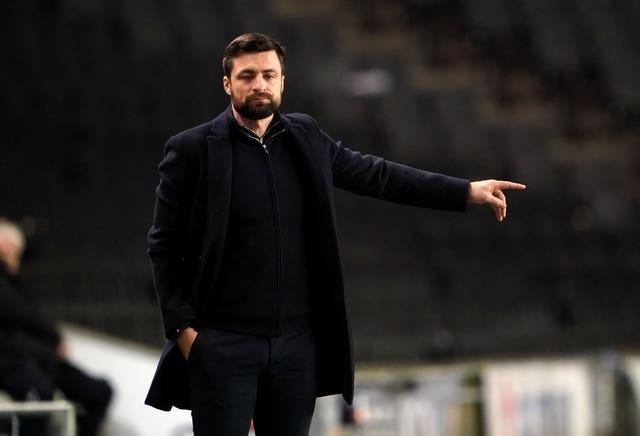 Former MK Dons boss Russell Martin is the new man in charge of Swansea