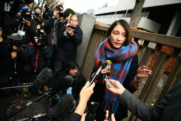 Ito's civil case made headlines in Japan and abroad