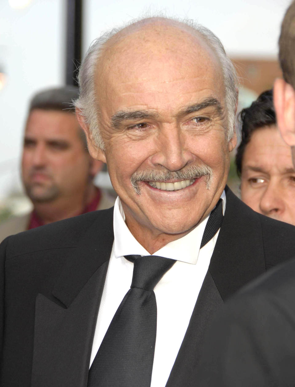 Sir Sean Connery at the 34th AFI Life Achievement Award ceremony.