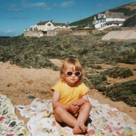 """<p>Who knew Maisie Williams was blonde as a kiddo?</p><p><a href=""""https://www.instagram.com/p/BhlqHPTANGn/"""" rel=""""nofollow noopener"""" target=""""_blank"""" data-ylk=""""slk:See the original post on Instagram"""" class=""""link rapid-noclick-resp"""">See the original post on Instagram</a></p>"""