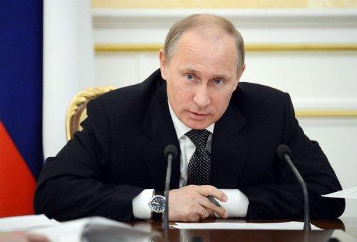 Putin has refused to meet protest leaders