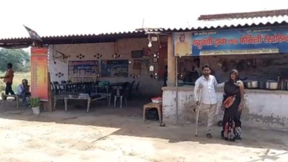 Asked to pay, cops frame dhaba owner in fake case