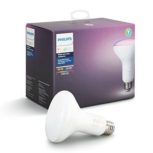 """<p><strong>Philips Hue</strong></p><p>amazon.com</p><p><strong>$49.99</strong></p><p><a href=""""https://www.amazon.com/dp/B07DPV41HD?tag=syn-yahoo-20&ascsubtag=%5Bartid%7C2140.g.33902097%5Bsrc%7Cyahoo-us"""" rel=""""nofollow noopener"""" target=""""_blank"""" data-ylk=""""slk:Shop Now"""" class=""""link rapid-noclick-resp"""">Shop Now</a></p><p>If your teenage boy likes making his room seem more like a gaming lounge than just a place where he sleeps, this Philips light bulb will complete the ambiance. He can use an app to control the color of the lighting in his room, and with more than 16 million colors to choose from he will never get bored of it. </p>"""
