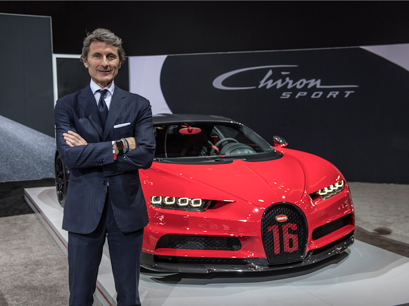 Bugatti Boss Reveals What Kind Of People Buy Its 3 Million Hypercars