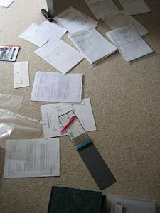 Mess of documents